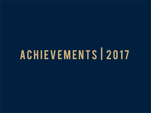 Achievements-2017