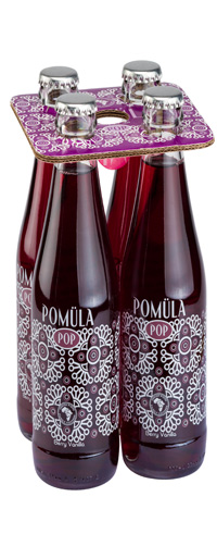 Pomüla POP - Berry Vanilla