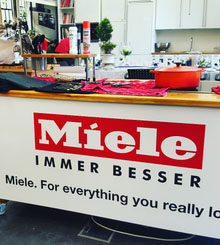 Miele kitchen launch JHB